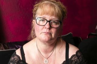 Denise, a member of Helen Davidson's coven