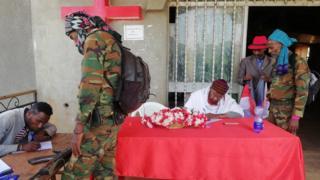 Miseensota duraanii Waraana Bilisummaa Oromoo waamicha abbooti gadaa fudhatan, Amajjii 2019