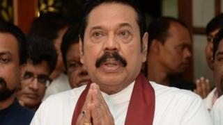 மகிந்த ராஜபக்க்ஷ