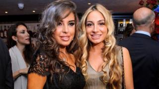 Leyla ve Arzu Aliyeva