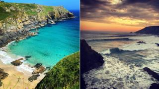 Views of Cornwall