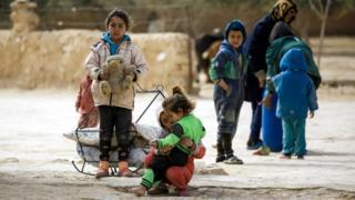 Дітям в Сирії щодня загрожує смертельна небезпека, наголошують в ЮНІСЕФ