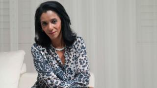 BBC Presenter Zeinab Badawi