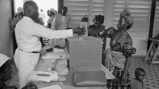 Guinée, indépendance, référendum, France