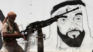 صورة من الحرب في اليمن
