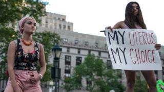 US groups sue Alabama over 'extreme' abortion ban