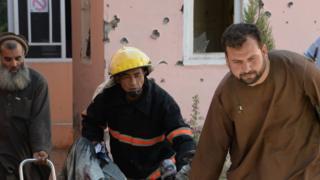 حمله به رادیو تلوزیون جلال آباد ۶ کشته بجا گذاشت