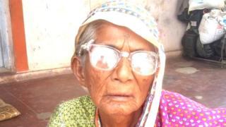 पोपटराव माने यांच्या 90 वर्षीय आई