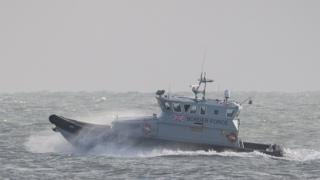 Border Force patrol boat