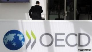 OECD sign