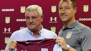 Aston Villa wamemsajili aliyekuwa mchezaji wa Chelsea na nahodha wa timu ya Uingereza John Terry.