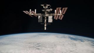 Uluslararası Uzay İstasyonu'na gidecek turistleri böyle bir manzara karşılayacak