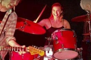 Musicians in Minneapolis have been paying tribute to the talented drummer