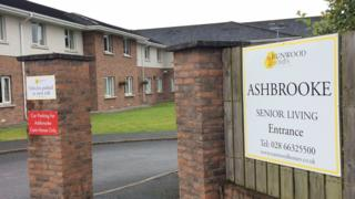 Ashbrooke Care Home in Enniskillen