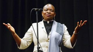 Chaplain to the Commons Speaker Reverend Rose Hudson-Wilkin