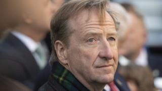 Alex Younger, head of MI6