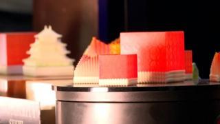 Суши из 3D-принтера.