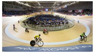 Velodrome Chris Hoy an Glaschu
