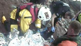 Cliffs rescue