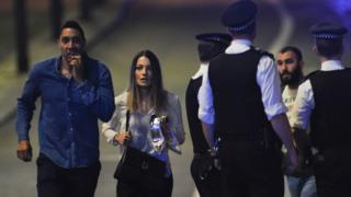 londres, attaques, london bridges