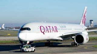هواپیمای قطری
