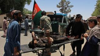 афганістан вибух