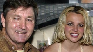 Jamie y Britney Spears