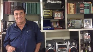 Jorge Perlingeiro, no Rio