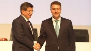 Ahmet Davutoğlu ve Ahmet Budak