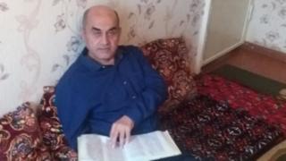 Ӯрмонали Қурбоналиев