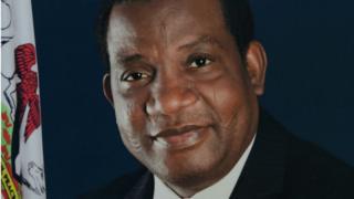 Gwamnan jihar Filato Barista Simon Bako Lalong