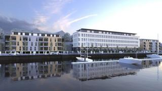 North Quay development plans