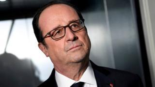 فرانسوا اولاند، رئیس جمهور فرانسه
