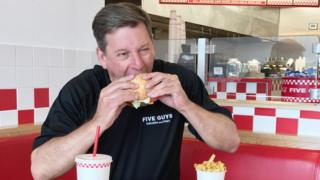 Five Guys Paul