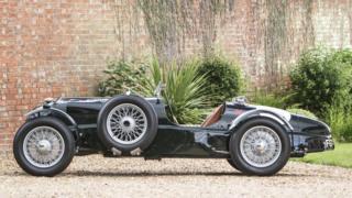 1936 Aston Martin Speed Model 'Red Dragon'
