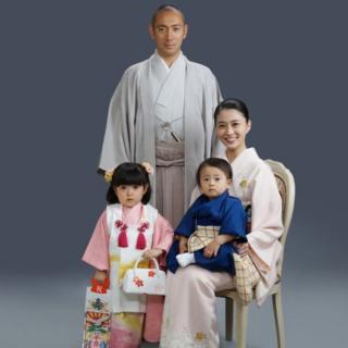 Mao Kobayashi và Ebizo Ichikawa