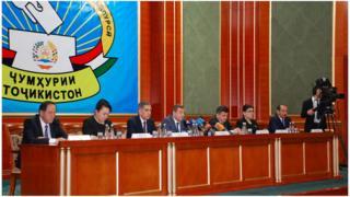 کمیسیون مرکزی انتخابات و همهپرسی تاجیکستان
