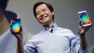 Xiaomi chief executive Lei Jun