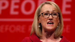 Rebecca Long Bailey: What's in a hyphen? thumbnail