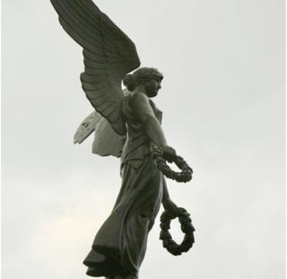Monument in Argentan