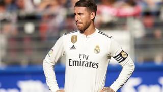 Sergio Ramos na Real Madrid