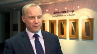 Ulster Bank's Richard Ramsey said the private sector 'ended 2015 in better shape than it began it'