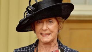 Dame Gillian Lynne in 2014