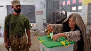 Pakistani by-election