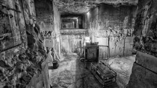 Albion Stone's mines