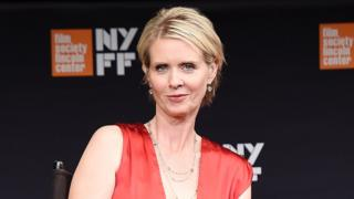 Cynthia Nixon is a lifelong New Yorker