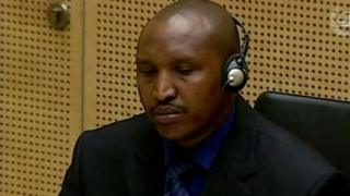 Kiongozi wa waasi Bosco Ntaganda