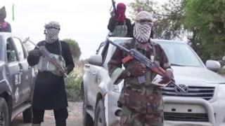 Awọ̀n ọmọ ikọ Boko Haram