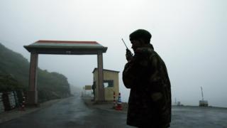 भारत-चीन सैनिक
