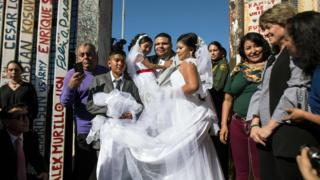 विचित्र शादी